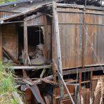 那須湯本温泉の温泉街から徒歩すぐのところにある老松温泉喜楽旅館は廃墟ではなく現役の温泉施設だった #地域ブログ