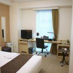 シングルルームでも広くて快適な静鉄ホテルプレジオ静岡駅南に宿泊してきた!無料Wi-Fiあり、セキュリティ万全、入浴剤も無料ということでリピートしたホテルです #地域ブログ