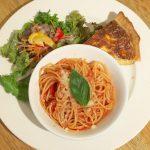 御茶ノ水にあるオシャレなイタリアンレストラン「トラットリアレモン」でキッシュとスパゲッティのランチを食べてきた #地域ブログ