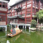 上海にある豫園で伝統的な中国らしいイメージの建物が並ぶ路地を散策してみた #ili #iliモニター #PR