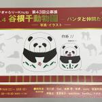 平成29年(2017年)7月15日(土)から7月23日(日)まで文京区千駄木にあるぎゃらりーKnulpにて「谷根千動物園-パンダと仲間たち-」展が開催 とくとみ撮影の写真が展示されます! #地域ブログ