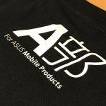 ASUSのオフィシャルコミュニティーサイト「A部」のオリジナルA部Tシャツが我が家に届いた! #A部Tシャツ