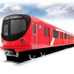 2019年2月から東京メトロ丸ノ内線に新型車両の2000系が導入開始