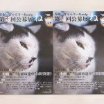 平成30年(2018年)4月28日(土)から5月6日(日)まで文京区千駄木にあるぎゃらりーKnulpにて「ねこ ~vol.9~」展が開催 とくとみ撮影の写真が展示されます!