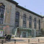 上野にある国立国会図書館国際子ども図書館は授乳室やおむつ交換室、赤ちゃんが遊ぶスペースもあって子連れにとても優しい施設だった #育児