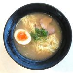 はま寿司で開催されている「全国うまいもん祭」の博多とんこつラーメンとあまおうモンブランを食べてみた!