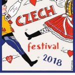 2018年9月28日(金)から30日(日)まで原宿クエストホールにて第3回チェコフェスティバルが開催 #チェコへ行こう