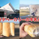 長野県松本市のアガタベーカリーで美味しくてパンダのパッケージがかわいい牛乳パンを買ってみた