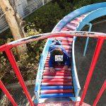 我が家の1歳児は公園の滑り台が大好き! #育児