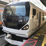 中央本線で走行する定期列車としてのE257系特急あずさに最後の乗車をしてみた